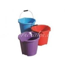 14 ltr Flat back bucket