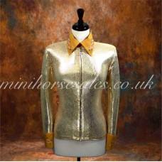 Gold Size Large Shirt