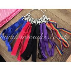 Easy-up ties