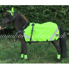 Hi - Vis Quarter sheet
