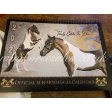 2021 MiniHorseSales Calendar