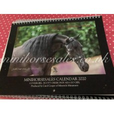 2020 MiniHorseSales Calendar