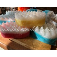 Bathtime scrubbies