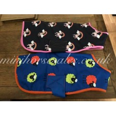 Sublimated foal rug