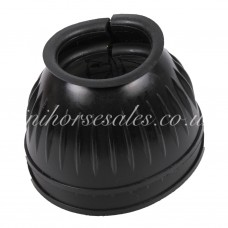 Rubber bell boots