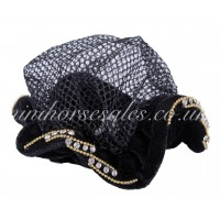 Velvet Scrunchie net