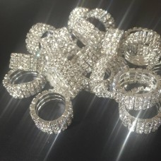 Crystal Plait Bands
