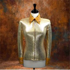 Gold Size Large Shirt